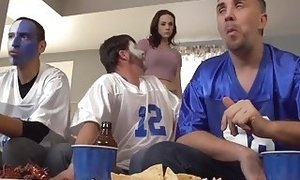Humping My Neighbor's wifey In Their douche sexvideo