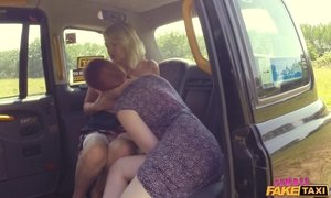 Lesbians Finger Each Other In The Taxi