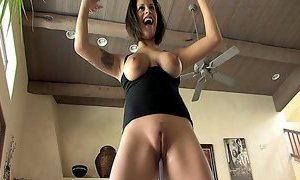 Babe Plays with A Fun Toy