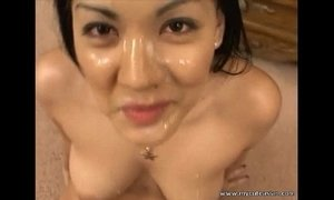 asian, blowjob, mature