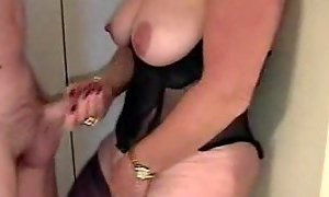 Wife big pussy clit
