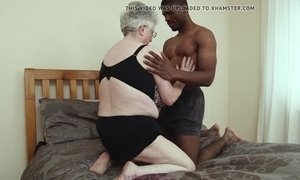 british moms, chubby, granny, interracial, mature