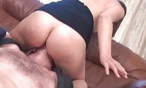 Female domination ass-smothering freeporn